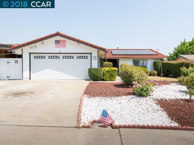 1059 Marie Ave, Martinez, CA 94553 (#CC40830404) :: The Goss Real Estate Group, Keller Williams Bay Area Estates