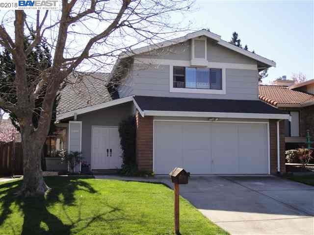 2889 Sombrero Cir, San Ramon, CA 94583 (#BE40830573) :: von Kaenel Real Estate Group
