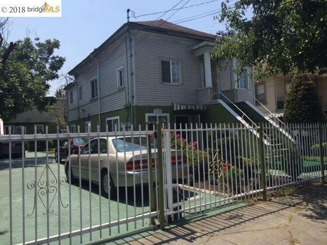 1175 63Rd St, Oakland, CA 94608 (#EB40832523) :: Intero Real Estate