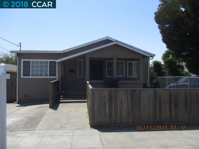 4711 Fairfax Ave, Oakland, CA 94601 (#CC40834300) :: The Gilmartin Group