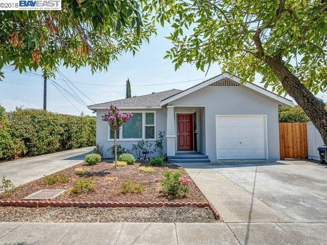 2041 Elm St, Livermore, CA 94551 (#BE40835064) :: The Gilmartin Group