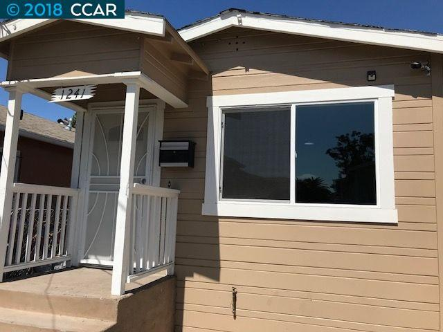 1241 80Th Ave, Oakland, CA 94621 (#CC40836364) :: The Goss Real Estate Group, Keller Williams Bay Area Estates