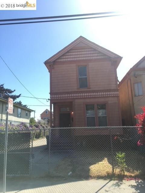 3232 Magnolia, Oakland, CA 94608 (#EB40837951) :: The Kulda Real Estate Group