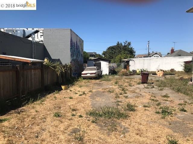 1094 65th Street, Oakland, CA 94608 (#EB40837978) :: The Gilmartin Group