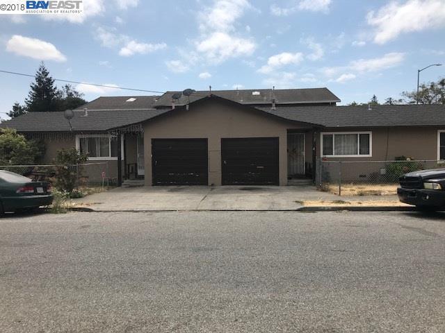 4 Buchanan Ct, East Palo Alto, CA 94303 (#BE40838302) :: The Gilmartin Group