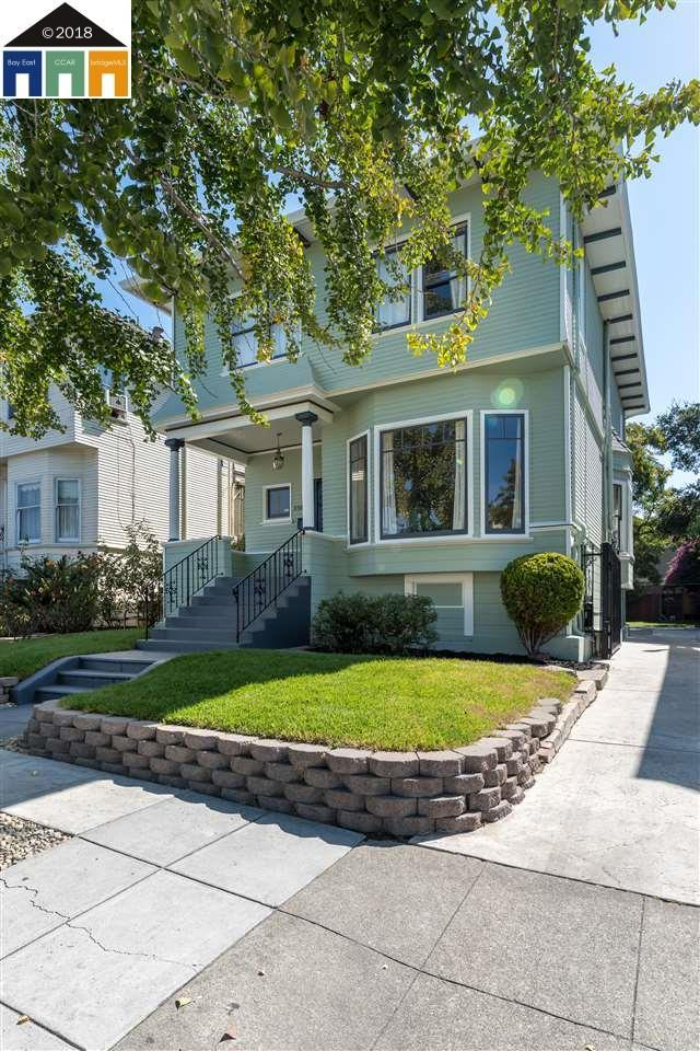 1508 Magnolia, Oakland, CA 94607 (#MR40838989) :: Strock Real Estate