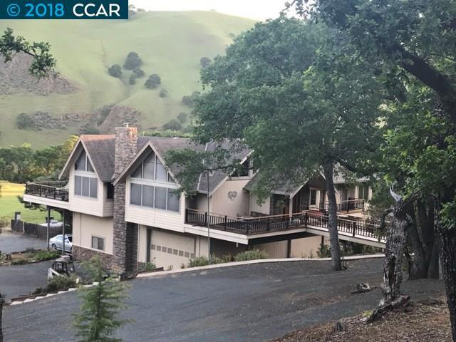 13600 Marsh Creek Rd, Clayton, CA 94517 (#CC40839090) :: The Warfel Gardin Group