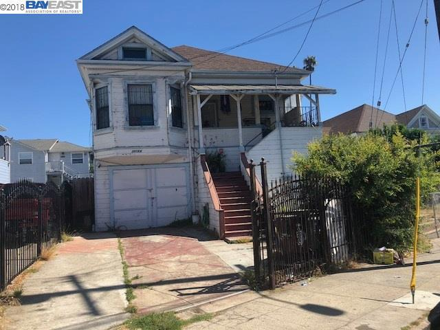 2016 23Rd Ave, Oakland, CA 94606 (#BE40841351) :: The Gilmartin Group