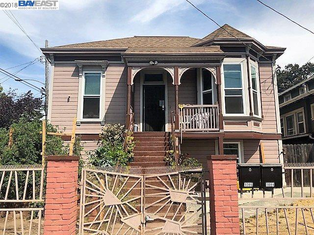 1084 30th St, Oakland, CA 94608 (#BE40842637) :: The Kulda Real Estate Group