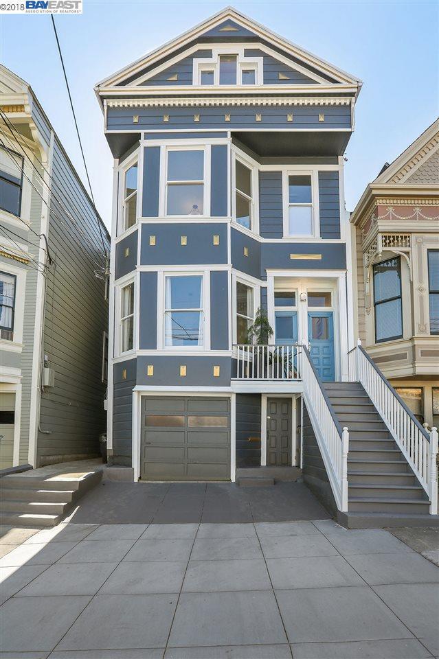 339 Jersey, San Francisco, CA 94114 (#BE40842925) :: Perisson Real Estate, Inc.