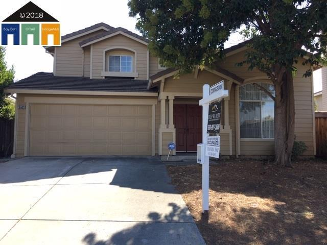 5523 Starfire Circle, Fremont, CA 94538 (#MR40843506) :: The Gilmartin Group