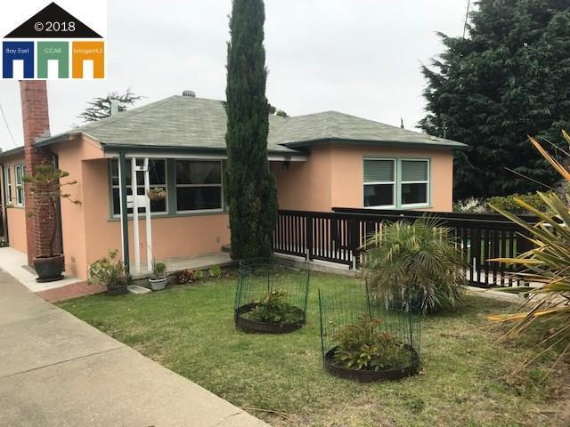 635 Ashbury Ave, El Cerrito, CA 94530 (#MR40843535) :: The Warfel Gardin Group