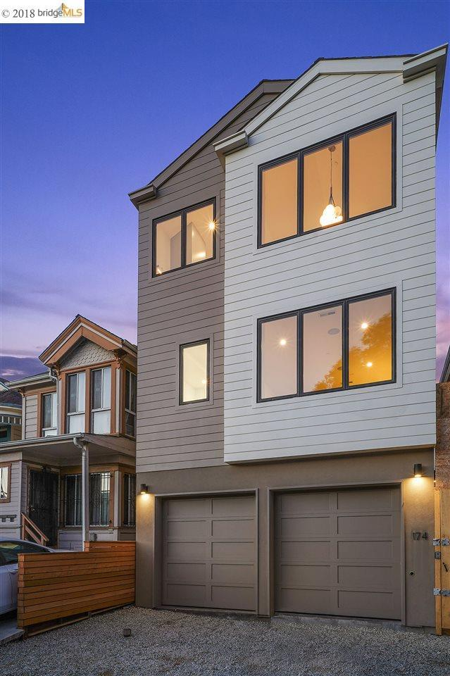 172 6th Street, Oakland, CA 94607 (#EB40844063) :: The Warfel Gardin Group