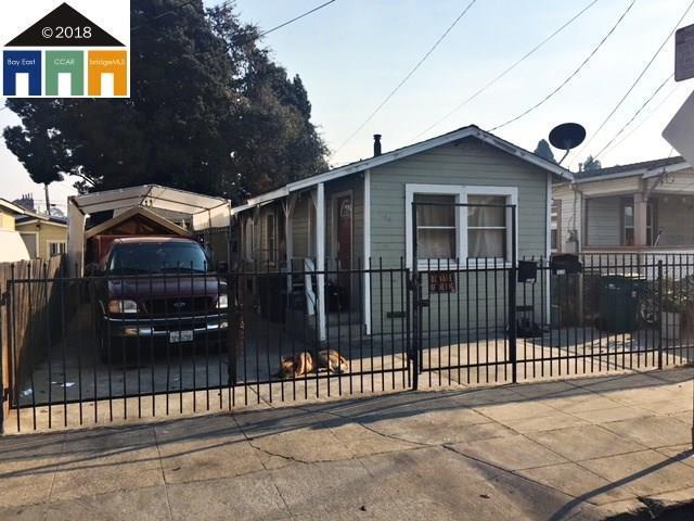 1124 58th, Oakland, CA 94621 (#MR40845921) :: Brett Jennings Real Estate Experts