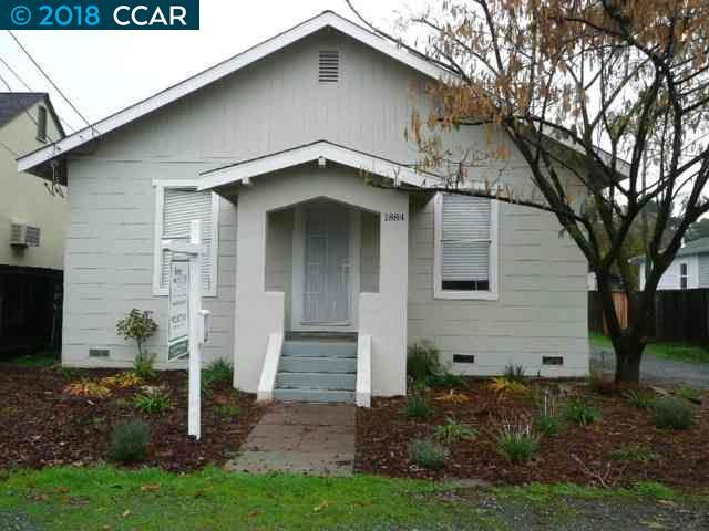 1884 N 5Th St, Concord, CA 94519 (#CC40845953) :: The Goss Real Estate Group, Keller Williams Bay Area Estates