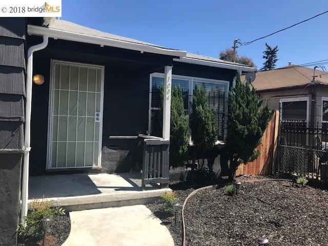 1054 76Th Ave, Oakland, CA 94621 (#EB40846149) :: The Goss Real Estate Group, Keller Williams Bay Area Estates