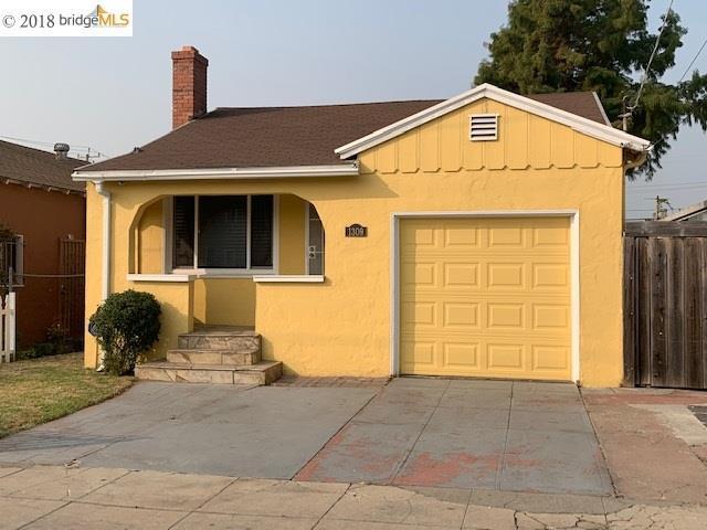 1309 105Th Ave, Oakland, CA 94603 (#EB40846304) :: Strock Real Estate
