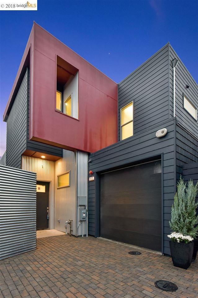1432 Wood Street, Oakland, CA 94607 (#EB40847183) :: Brett Jennings Real Estate Experts
