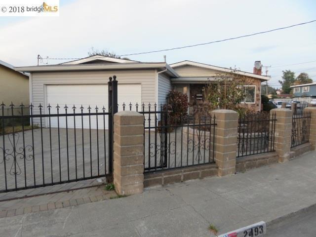 2493 Manchester Ave, San Pablo, CA 94806 (#EB40847459) :: Brett Jennings Real Estate Experts