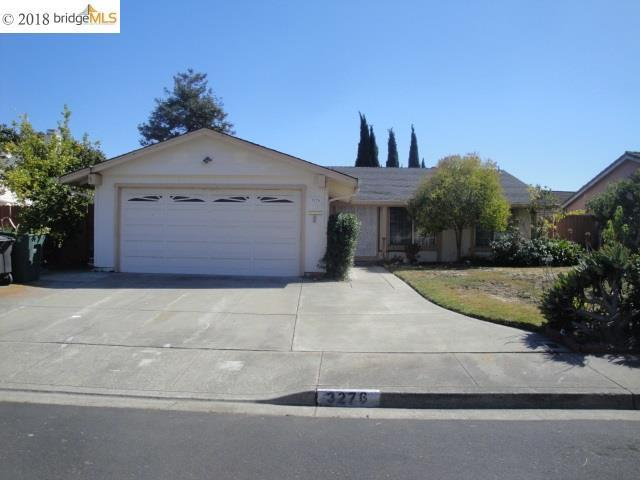 3276 Santa Barbara Ct, Union City, CA 94587 (#EB40847911) :: Julie Davis Sells Homes