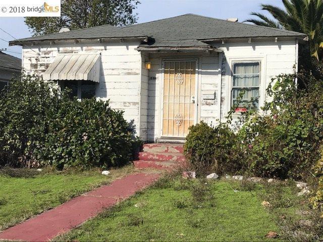 1115 84th Ave, Oakland, CA 94621 (#EB40848088) :: Strock Real Estate