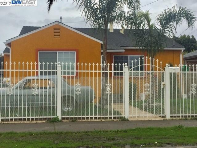 912 90Th Ave, Oakland, CA 94603 (#BE40849624) :: The Warfel Gardin Group