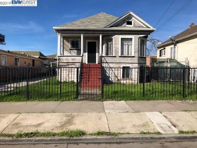919 39Th Ave, Oakland, CA 94601 (#BE40850800) :: Strock Real Estate