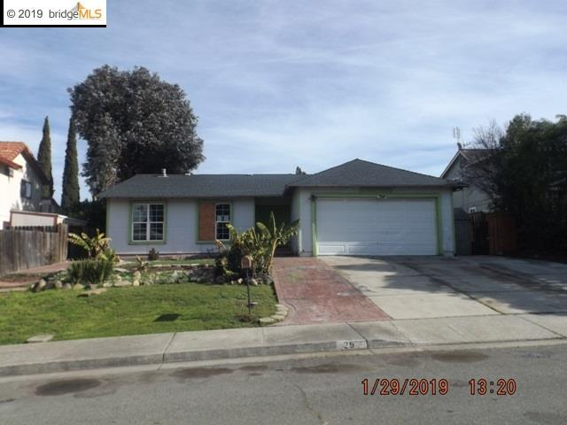 29 Briones Ct, Bay Point, CA 94565 (#EB40851648) :: Strock Real Estate
