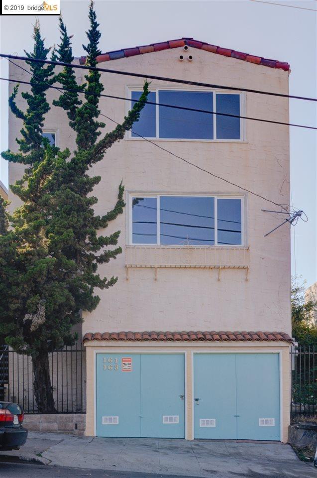 163 Perry Pl, Oakland, CA 94610 (#EB40852426) :: The Goss Real Estate Group, Keller Williams Bay Area Estates
