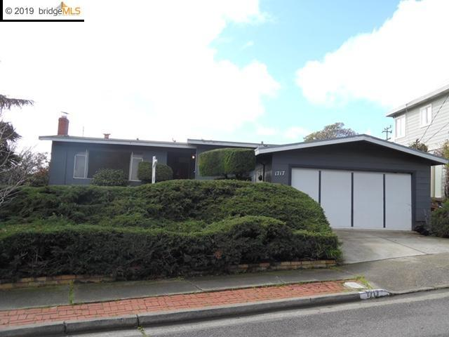Ganges Ave, El Cerrito, CA 94530 (#EB40852469) :: Brett Jennings Real Estate Experts