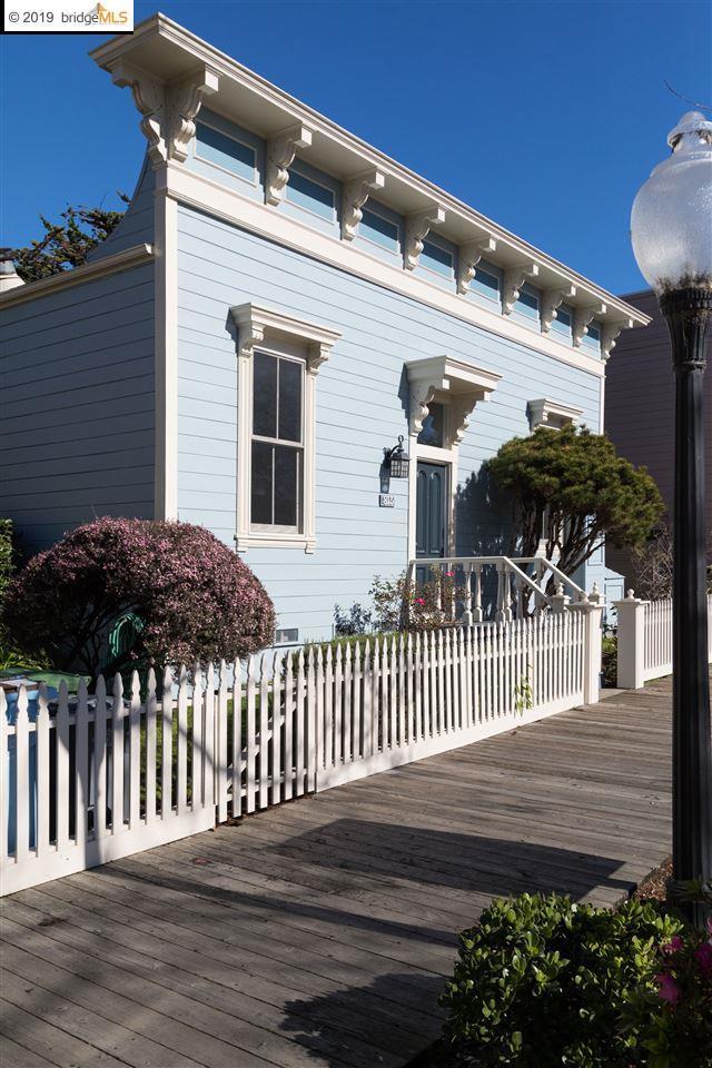 815 Delaware St, Berkeley, CA 94710 (#EB40852473) :: The Kulda Real Estate Group