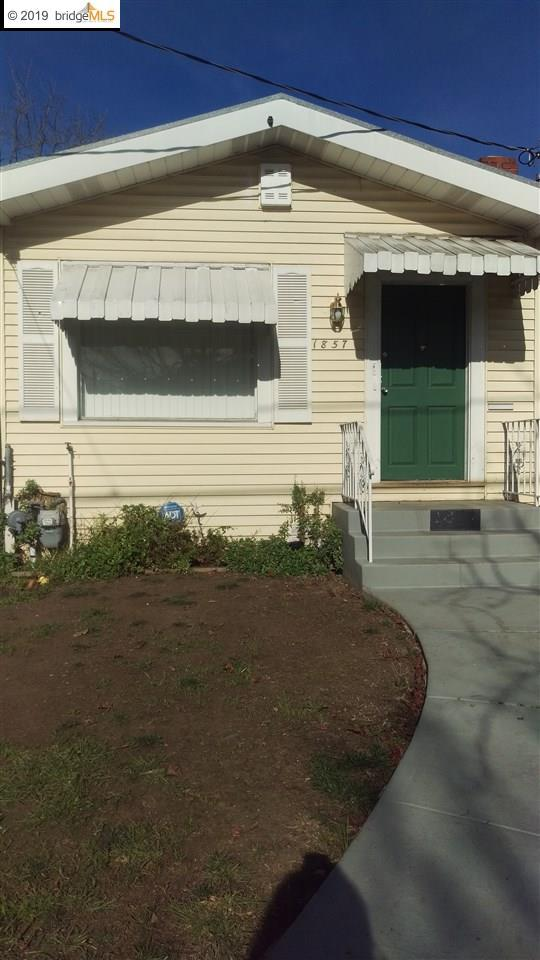 1857 66Th Ave, Oakland, CA 94621 (#EB40853052) :: Strock Real Estate