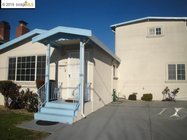 1621 72Nd Ave, Oakland, CA 94621 (#EB40853872) :: The Gilmartin Group