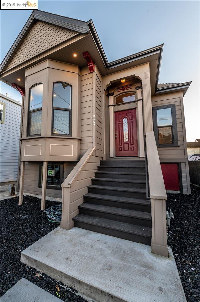 923 24Th St, Oakland, CA 94607 (#EB40854093) :: The Kulda Real Estate Group