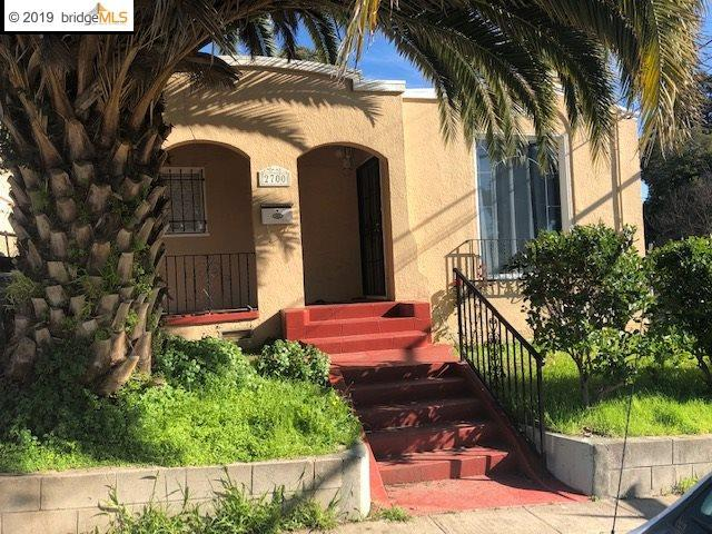 2700 26th Ave, Oakland, CA 94601 (#EB40854412) :: The Kulda Real Estate Group