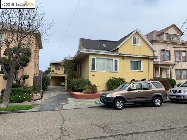 Emerson St, Berkeley, CA 94703 (#EB40855805) :: Strock Real Estate