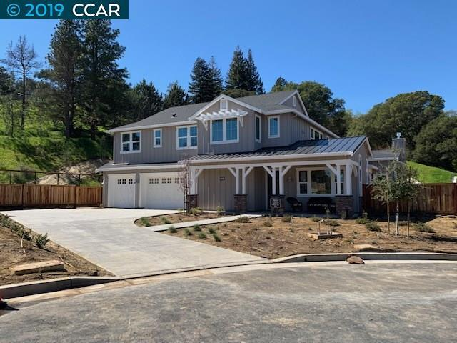 9 Townsend Place, Lafayette, CA 94549 (#CC40857340) :: The Kulda Real Estate Group