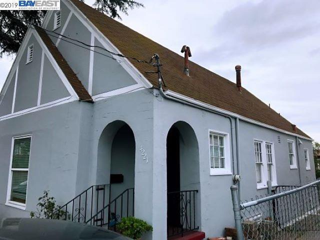 4221 Masterson St, Oakland, CA 94619 (#BE40857892) :: Strock Real Estate
