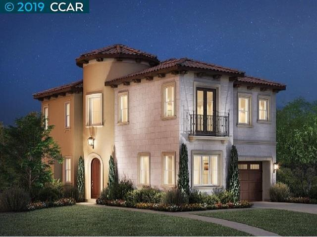 1168 Trumpet Vine Lane, San Ramon, CA 94582 (#CC40860430) :: The Realty Society