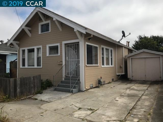 516 21St St, Richmond, CA 94801 (#CC40861678) :: The Goss Real Estate Group, Keller Williams Bay Area Estates