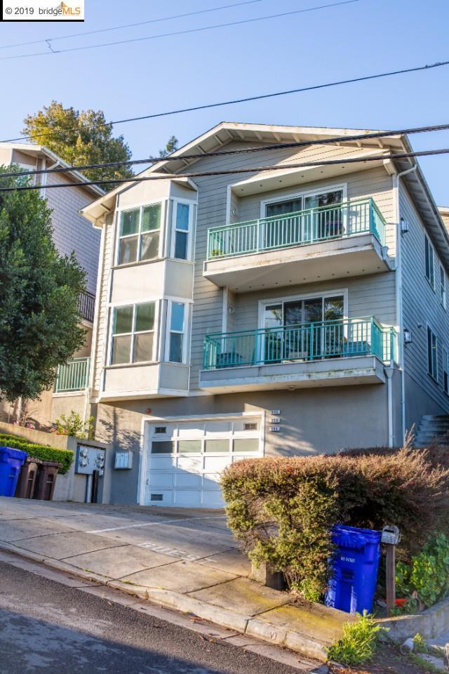 535 Tewksbury Ave., Richmond, CA 94801 (#EB40861709) :: The Kulda Real Estate Group