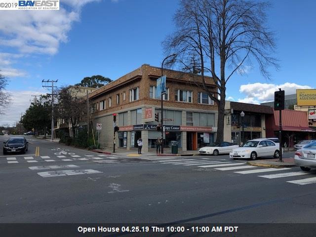 1949 Milvia St, Berkeley, CA 94704 (#BE40862129) :: The Realty Society