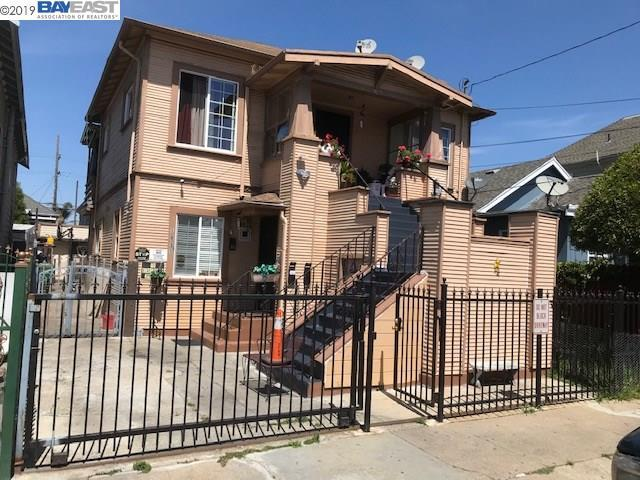 1831 40th Ave, Oakland, CA 94601 (#BE40864515) :: Strock Real Estate