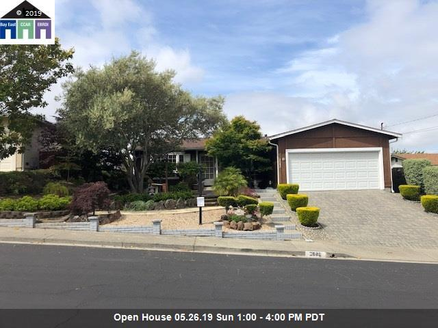 2682 Alice Way, Pinole, CA 94564 (#MR40866546) :: Strock Real Estate