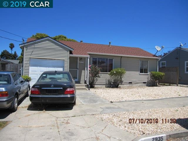 2935 Humphrey Ave, Richmond, CA 94804 (#CC40874105) :: Strock Real Estate