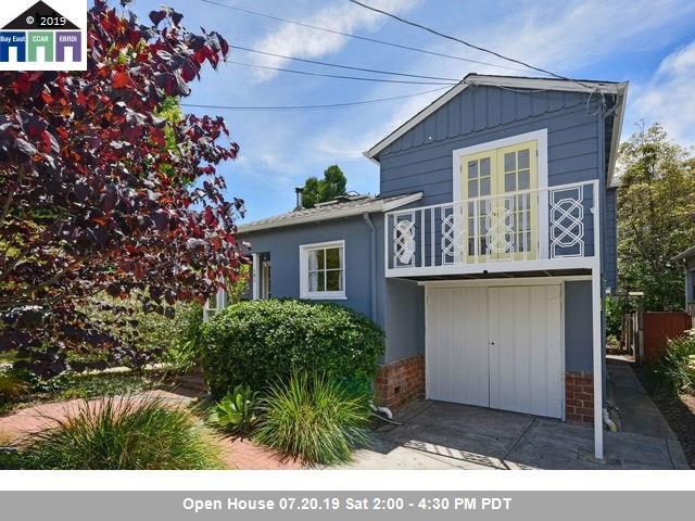 151 Ashbury, El Cerrito, CA 94530 (#MR40875026) :: Strock Real Estate