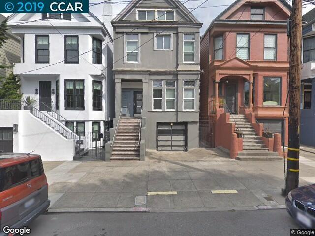 712 Cole Street, San Francisco, CA 94117 (#CC40875460) :: RE/MAX Real Estate Services