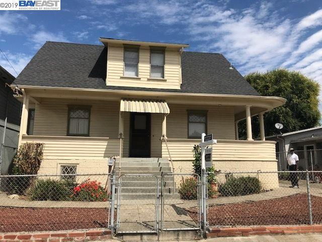 1655 84Th Ave, Oakland, CA 94621 (#BE40877640) :: Strock Real Estate
