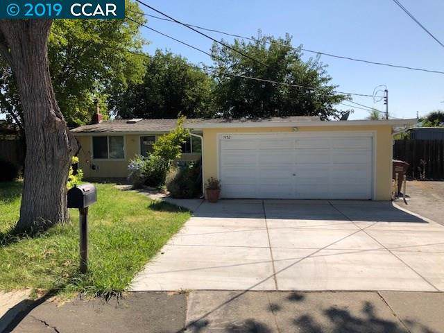 1952 Heaton Cir, Concord, CA 94519 (#CC40882033) :: RE/MAX Real Estate Services