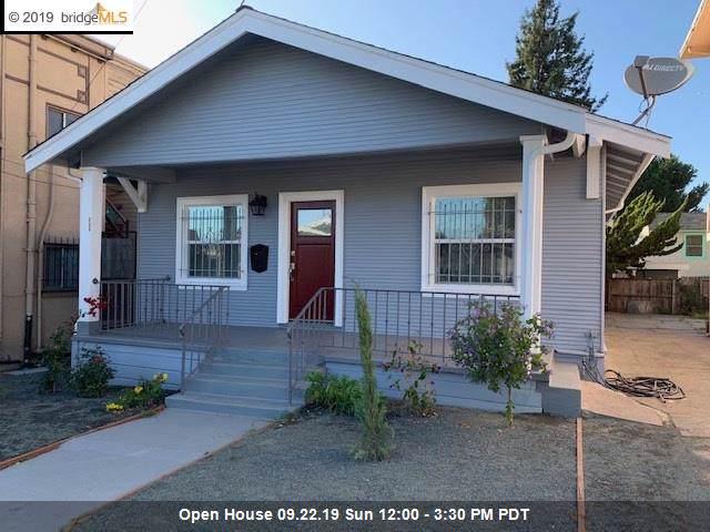 1917 40th Ave, Oakland, CA 94601 (#EB40882495) :: RE/MAX Real Estate Services